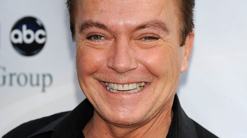 David Cassidy bei der Disney-ABC Television Group Summer Press Tour Party 2009