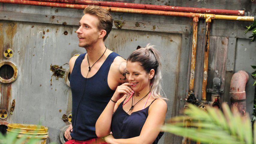 Camp-Flirt mit David Friedrich: Nun spricht Dschungel-Jenny!