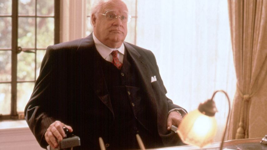"David Huddleston in einer Szene von "" The Big Lebowski"""