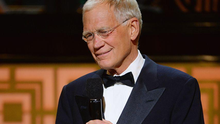 Letzte Sendung! TV-Legende Letterman verabschiedet sich