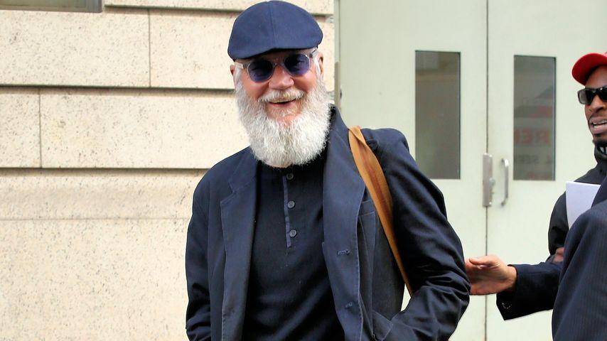 David Letterman, einstiger TV-Star