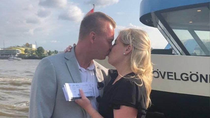 """David und Nicole, bekannt aus """"Hochzeit auf den ersten Blick"""""""