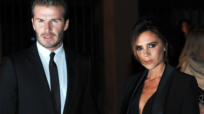 Victoria Beckham sorgt sich um die Ehe mit David