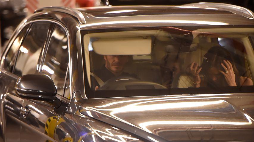 Irres Gerücht: David & Victoria Beckham heimlich getrennt?