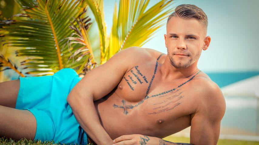 """David Zickert von """"Paradise Hotel"""""""