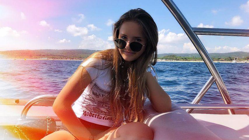 Jacht für eine Nacht: Davina Geiss feiert B-Day ohne Eltern