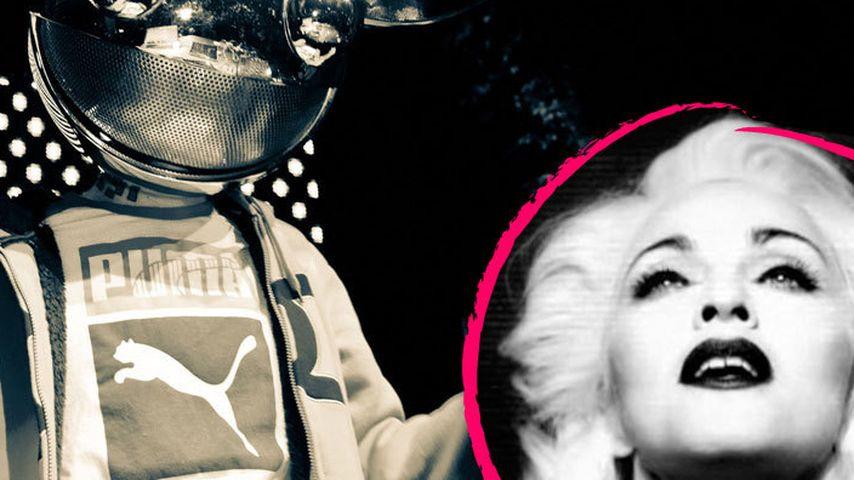 Geht's noch? Madonna verherrlicht Drogen-Konsum