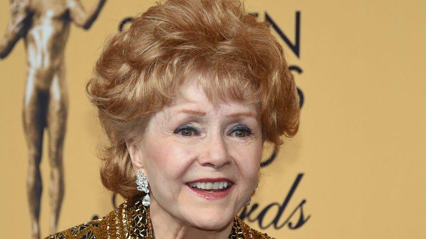 Debbie Reynolds 2015 in Los Angeles