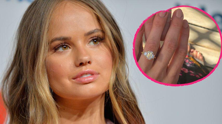 Nach Verlobung mit Josh Dun: Debby Ryan zeigt ihren Ring!