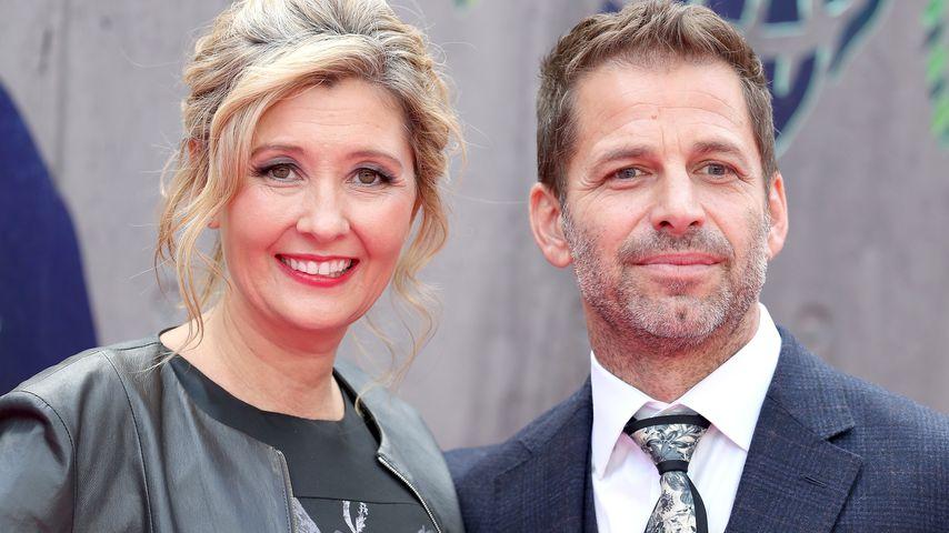 Deborah und Zack Snyder