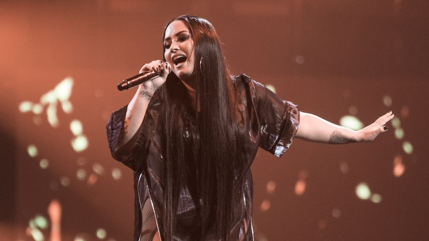 """Demi Lovato bei ihrer """"Tell Me That You Love Me""""-Tour"""