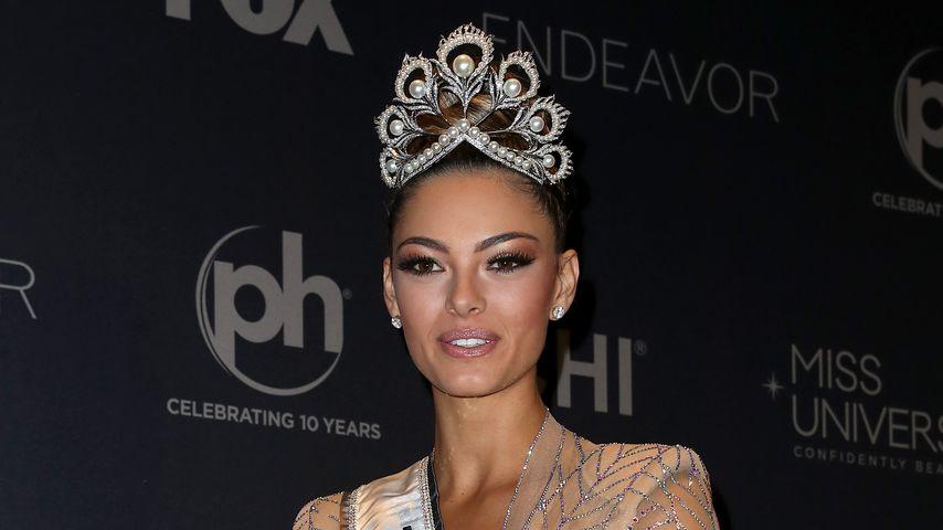 Miss Universe 2017: SIE ist die schönste Frau der Welt!