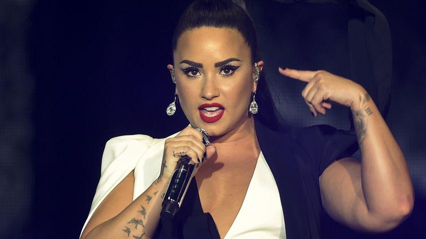 Nach fataler Überdosis: Demi Lovato dankbar für ihr Leben!