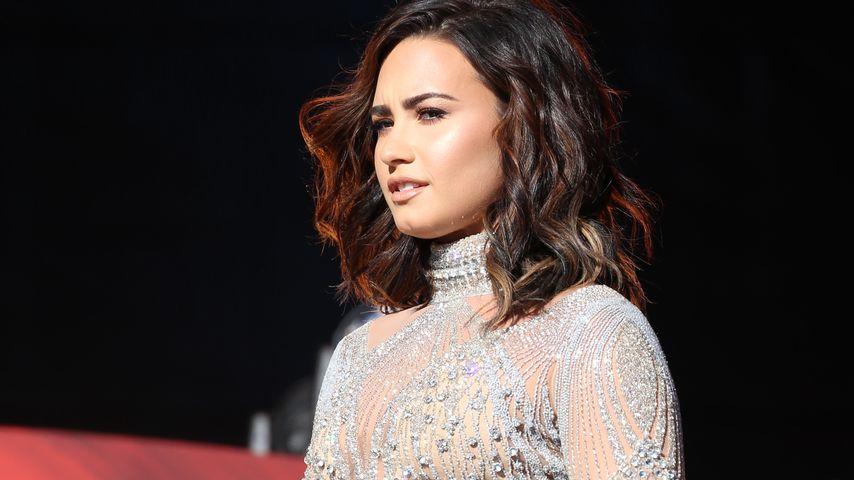 Demi Lovato beim Global Citizen Festival 2016 im Central Park