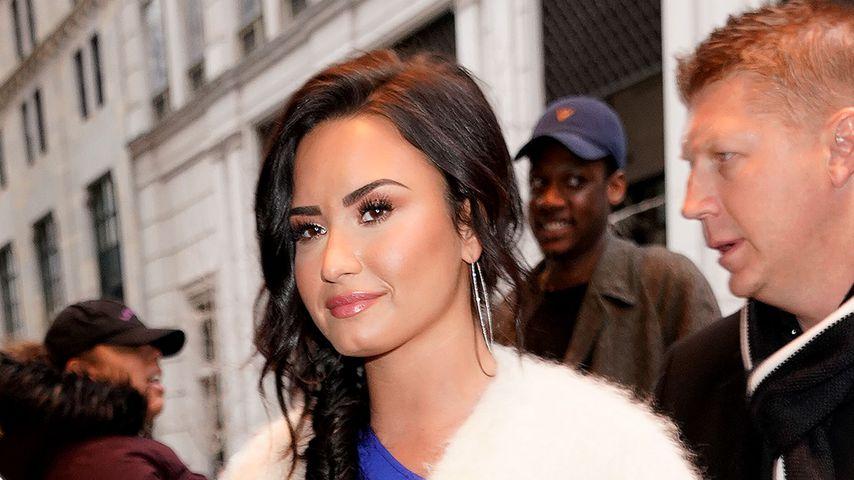 Demi Lovato in New York