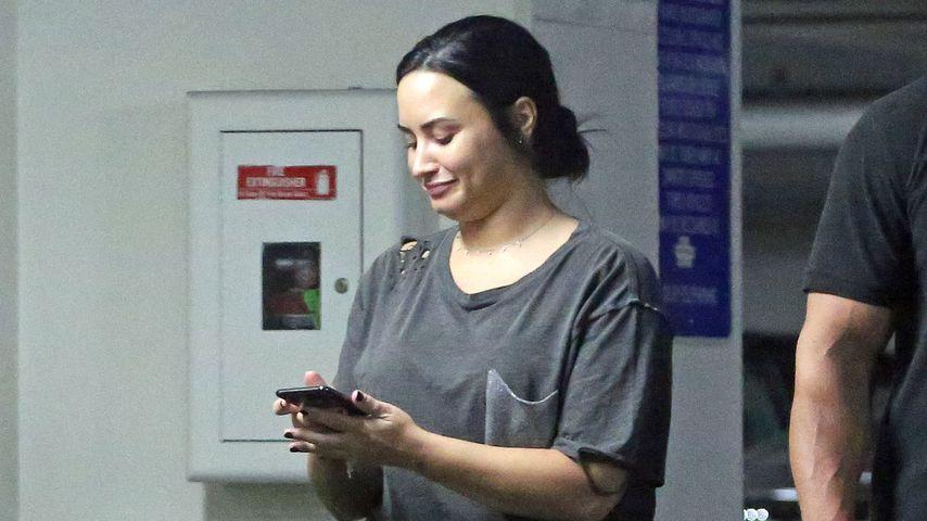 Deutlich zugenommen: Arzt macht sich Sorgen um Demi Lovato!