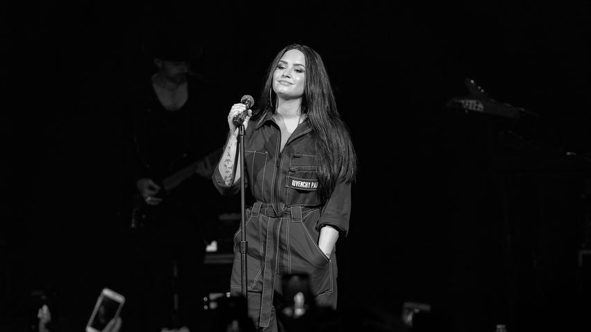 Demi Lovato beim House of Blues-Event im Februar 2018