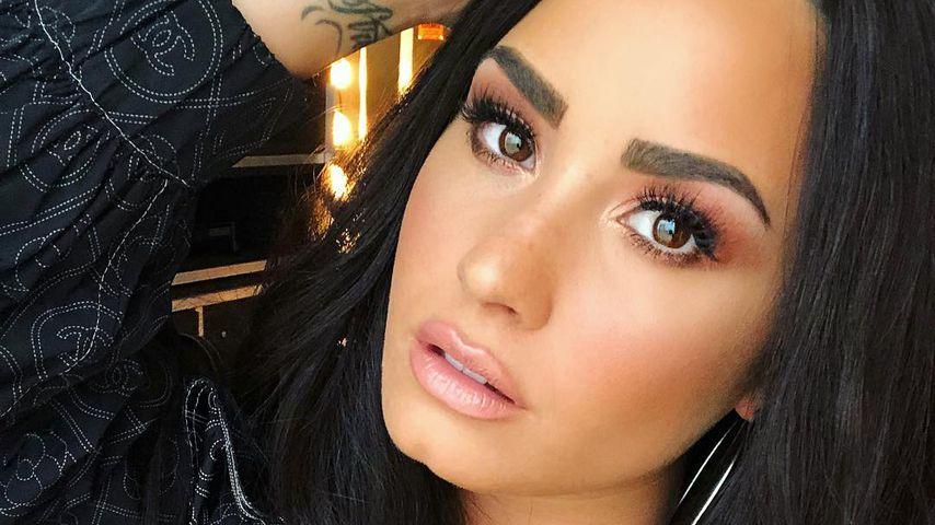 Noch im März: Demi Lovato freute sich auf gesunde Zukunft