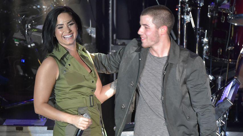 Demi Lovato plaudert über Nick Jonas' intime Liebschaften!