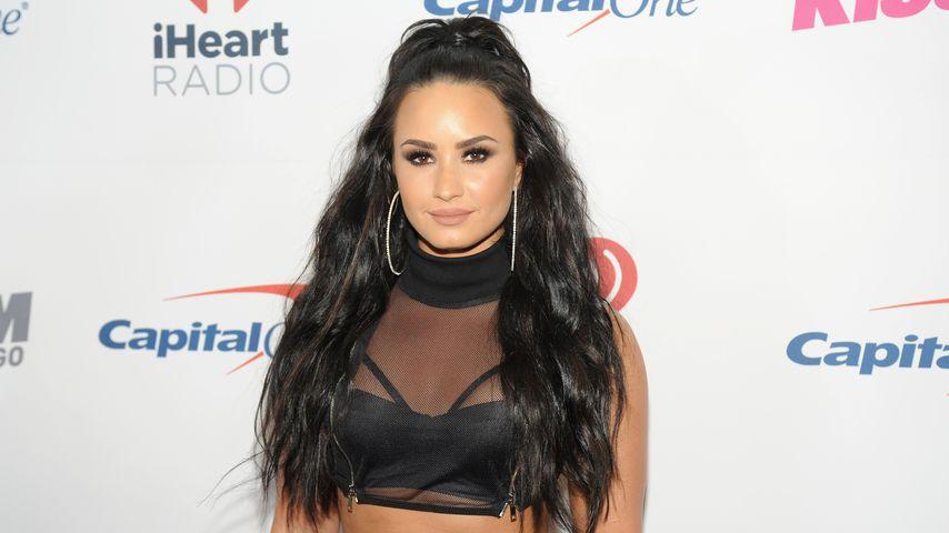 Demi Lovato beim 103.5 Kiss FM's Jingle Ball 2017