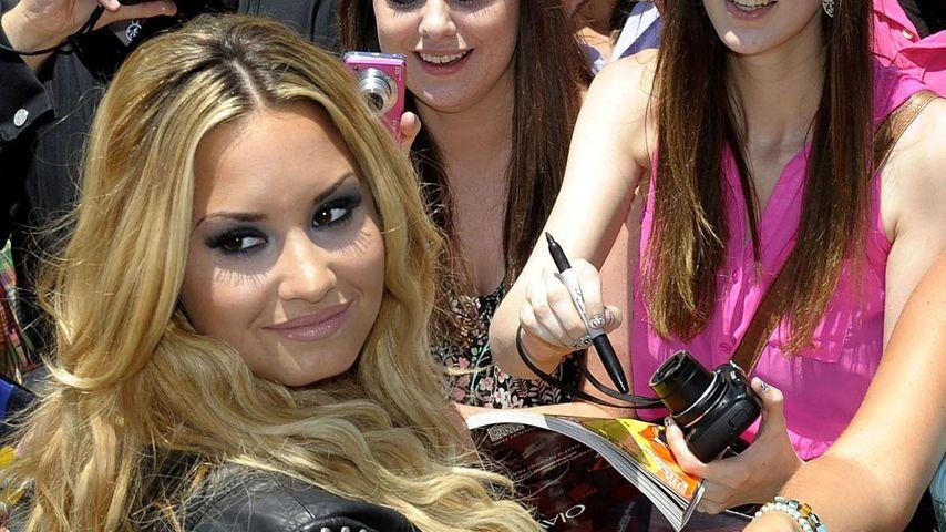 Demi Lovato: Vorsicht auf dem Weg nach oben!