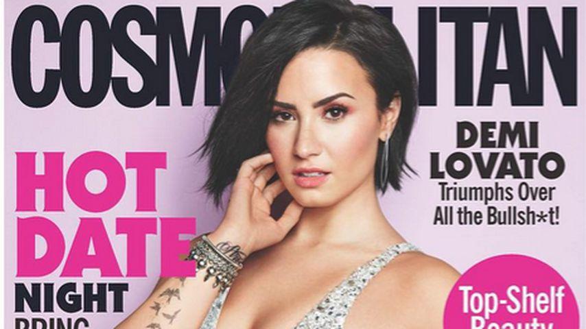 Zu sexy? Demi Lovato schießt zurück