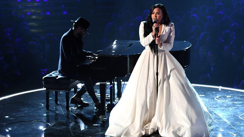 Demi Lovato bei den Grammys 2020