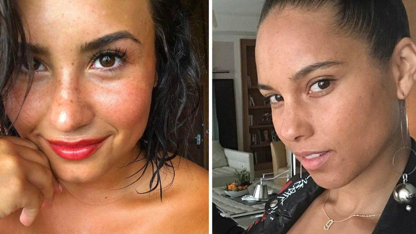 Stars ohne Make-up: Die 5 schönsten Promis im Normalo-Look!