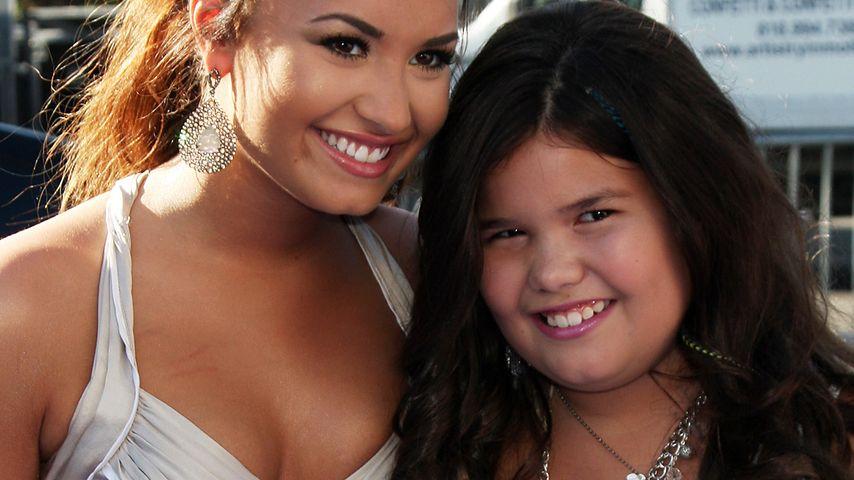Demi Lovato und Madison De La Garza