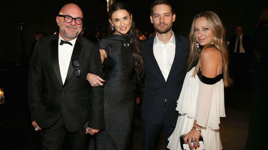 Pool-Unglück bei Demi Moore: Die Leiche ist identifiziert