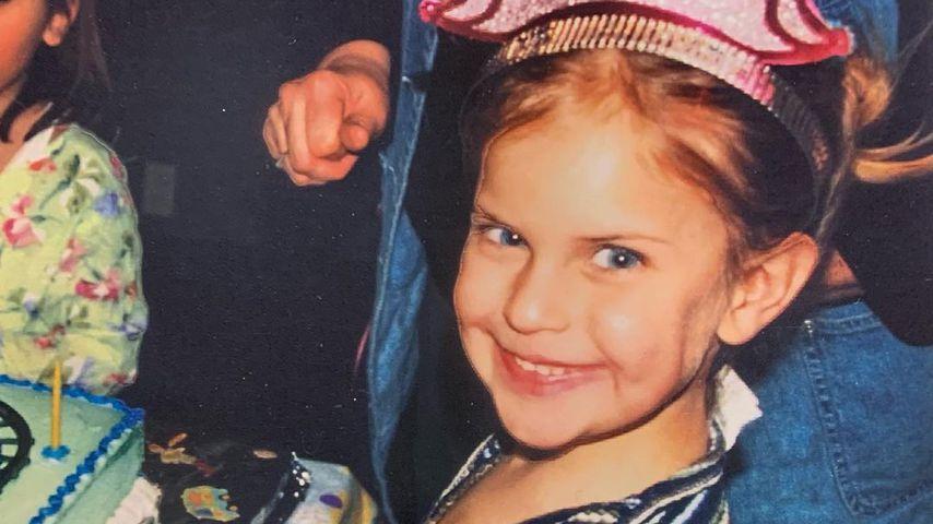 Demi Moores Tochter Tallulah Willis als Kind