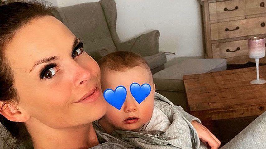 Dreimal die Woche: Denise Kappès stellt Nanny für Baby ein