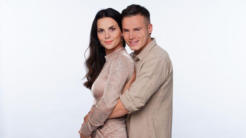 """Denise Kappès und Henning Merten, """"Sommerhaus der Stars""""-Teilnehmer 2020"""
