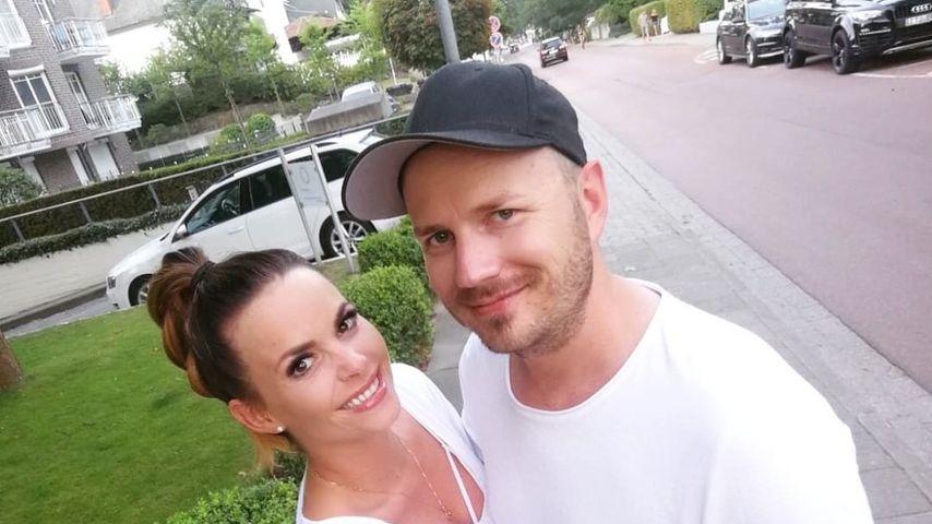 Denise Kappès und ihr Freund Tim