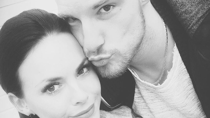 Denise Temlitz und Pascal Kappés sind schwer verliebt