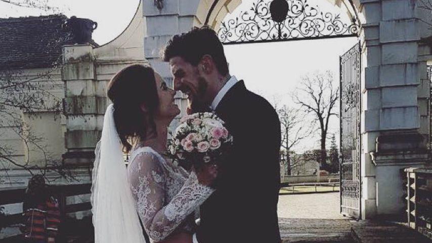 Probleme einer Neu-Ehefrau: Denise schreibt Kappés falsch!