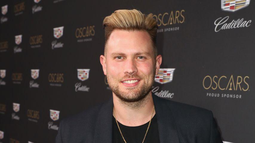 Dennis Jauch im Februar 2019 in Los Angeles