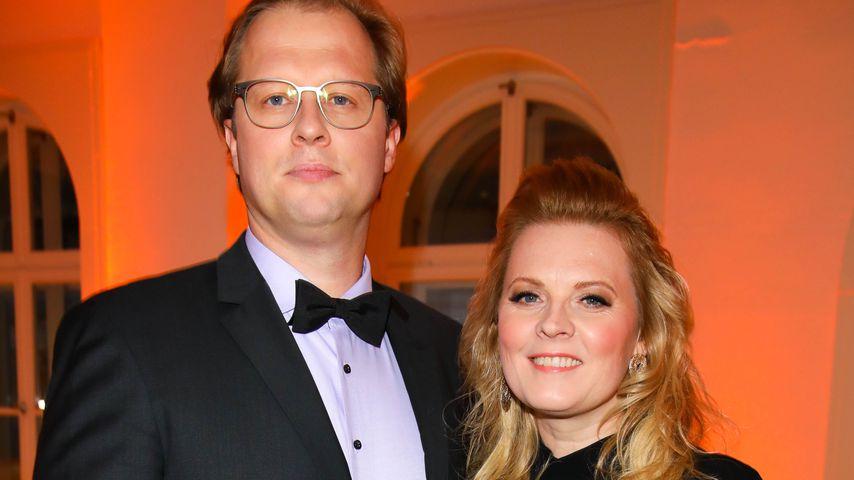Dennis Sawinkin und Patricia Kelly im November 2011