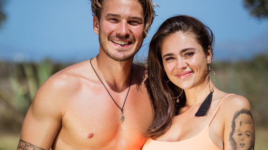 """Dennis und Melissa, """"Love Island""""-Couple"""