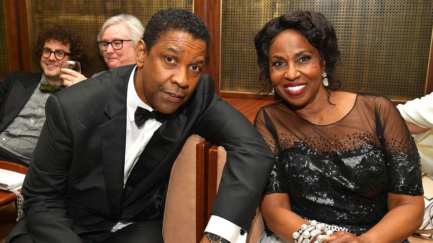 Denzel Washington und Pauletta Washington im Juni 2019 in Hollywood