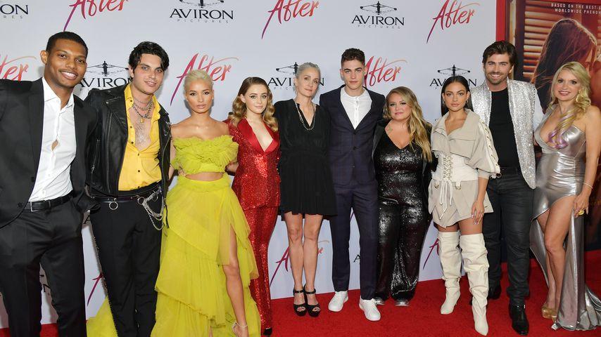 """Der """"After Passion""""-Cast"""