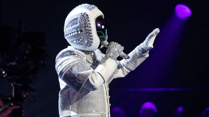 """Der Astronaut von """"The Masked Singer"""""""