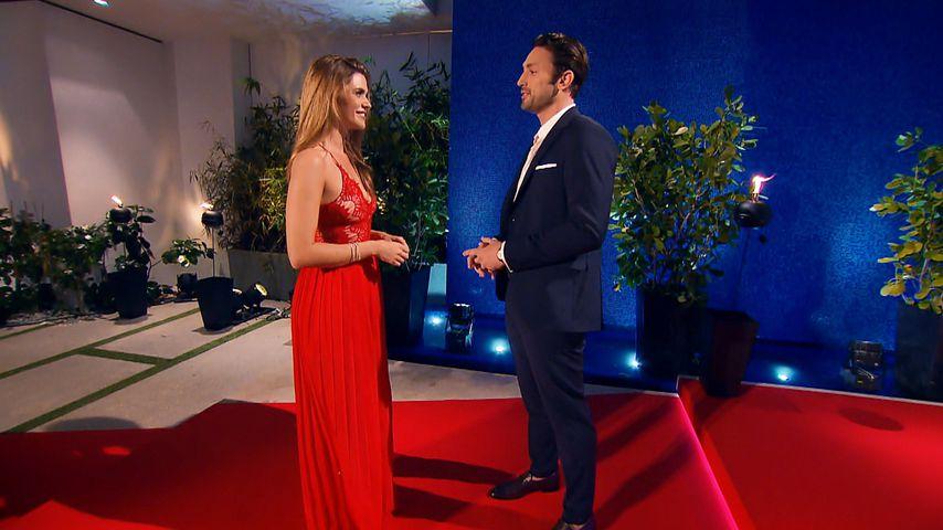Der Bachelor 2018: Der erste Kuss - Flirtlaune bei Daniel Völz