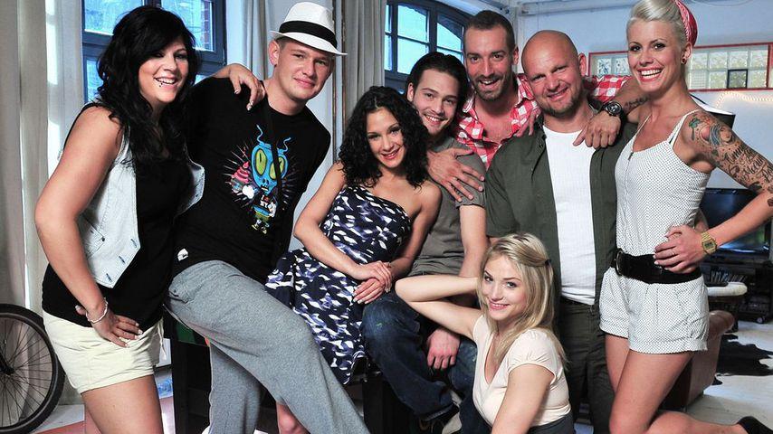 """Der """"Berlin - Tag & Nacht""""-Cast von 2011"""