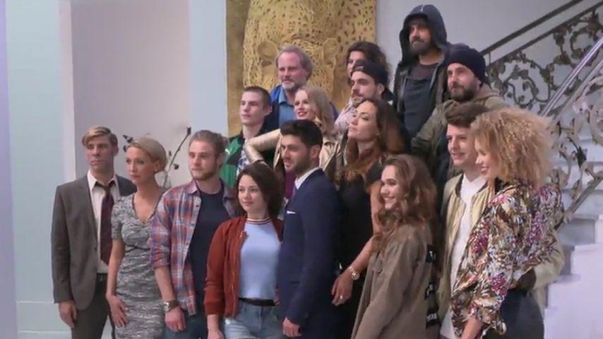 """Der Cast von """"Alles oder Nichts"""""""