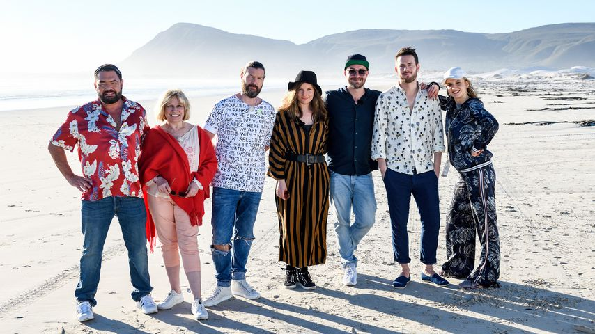Marian Gold, Mary Roos, Rea Garvey, Judith Holofernes, Mark Forster, Johannes Strate und Leslie Clio