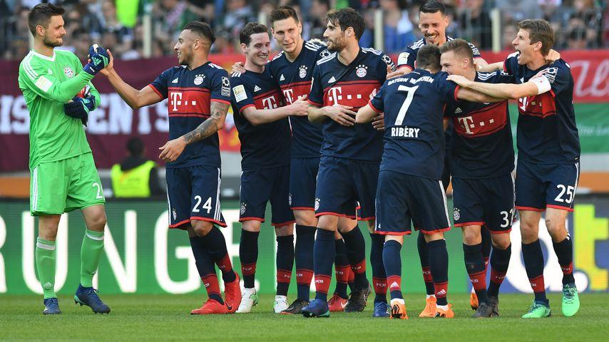 Bayern erwarten harten Kampf gegen Sevilla