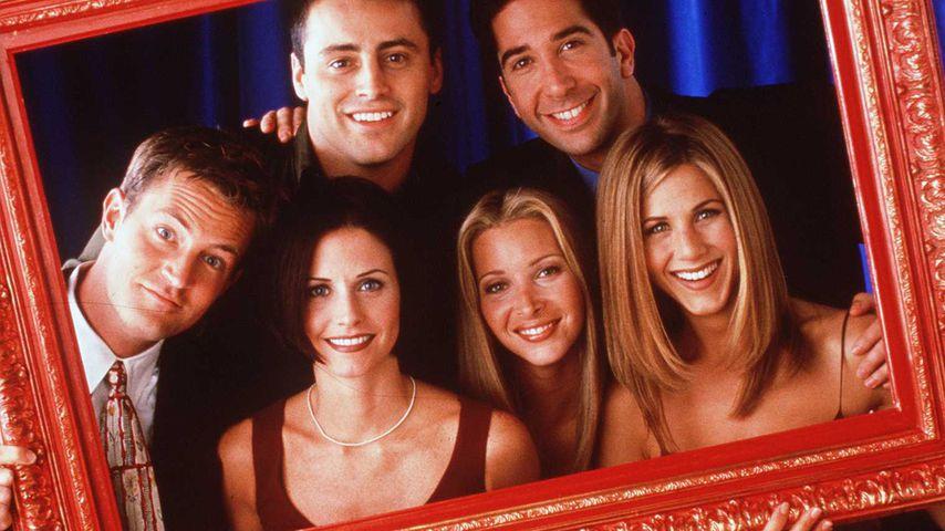 """Kein Sex untereinander: """"Friends""""-Stars stellten Regel auf"""