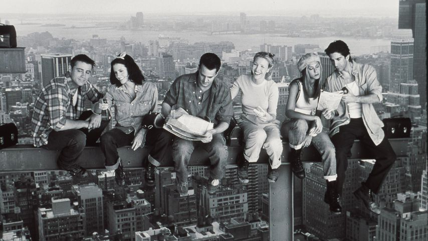 """Coole Aktion: """"Friends""""-Fans können Teil der Reunion sein"""