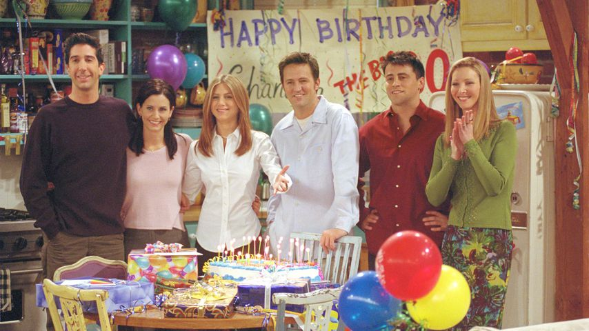 Friends-Reunion: Monica & Chandler wieder vereint